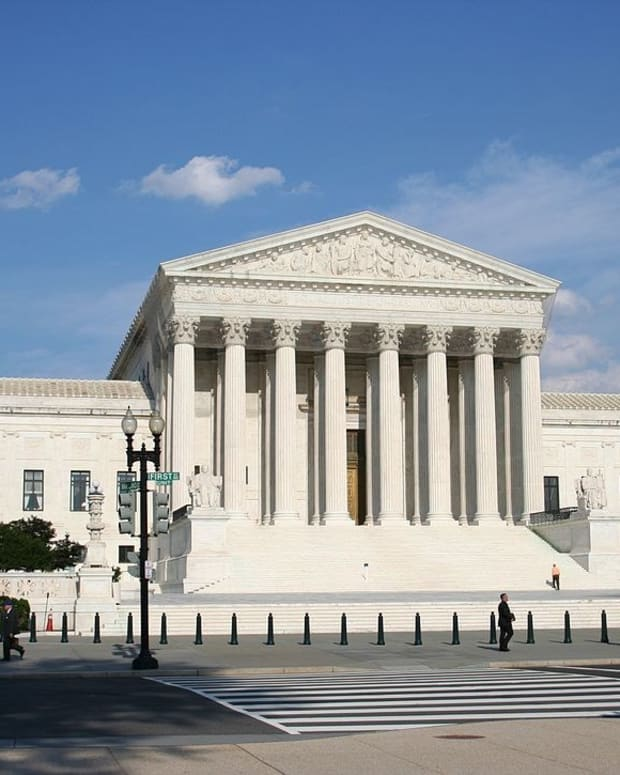 Supreme Court To Hear Gerrymandering Case Promo Image