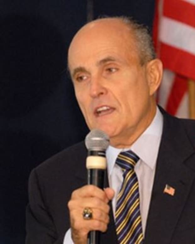Giuliani: Black Lives Matter 'Inherently Racist' Promo Image