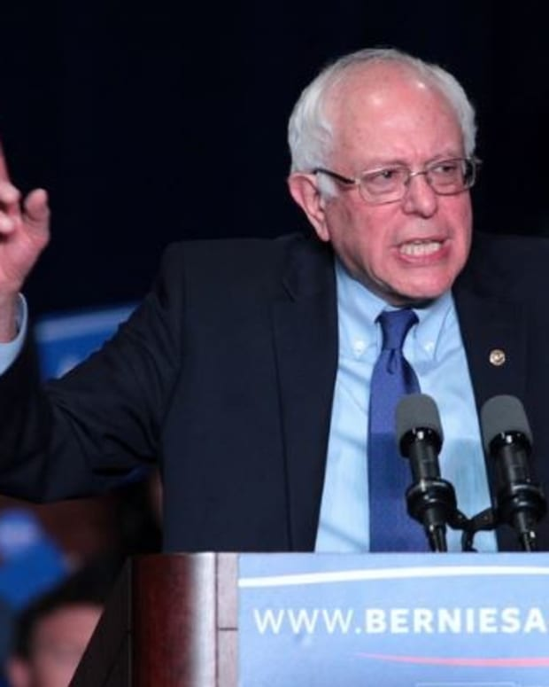 Sanders: Democrats Must Focus On Working-Class Needs Promo Image