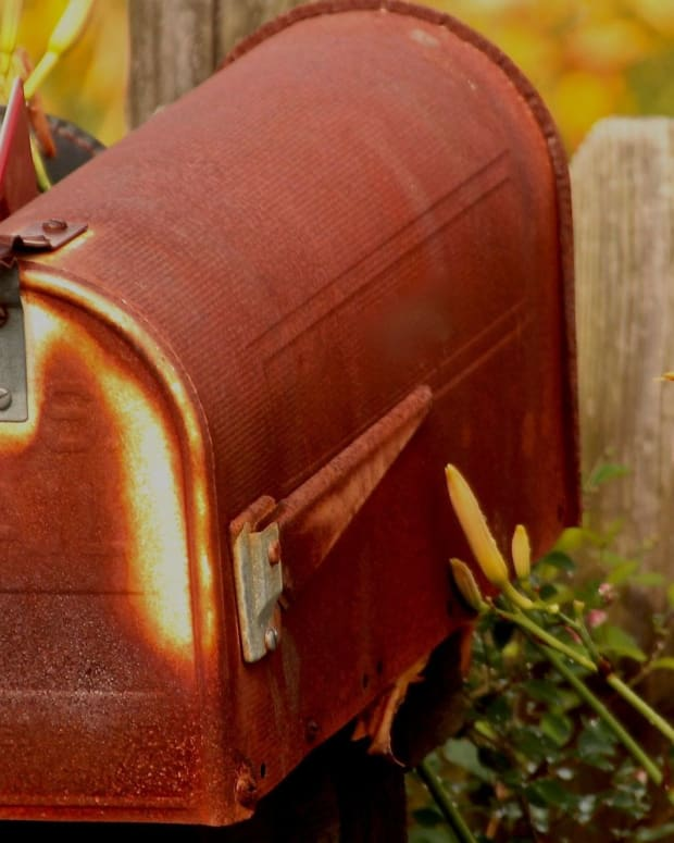 Woman Leaves Strange Note For Mailman (Photo) Promo Image