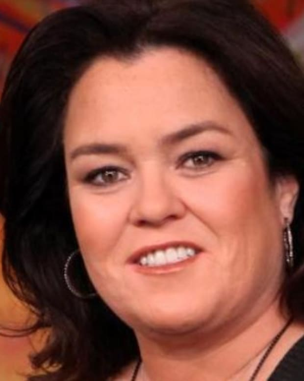 Rosie O'Donnell Protests Trump With A Speech Of Her Own (Photo) Promo Image
