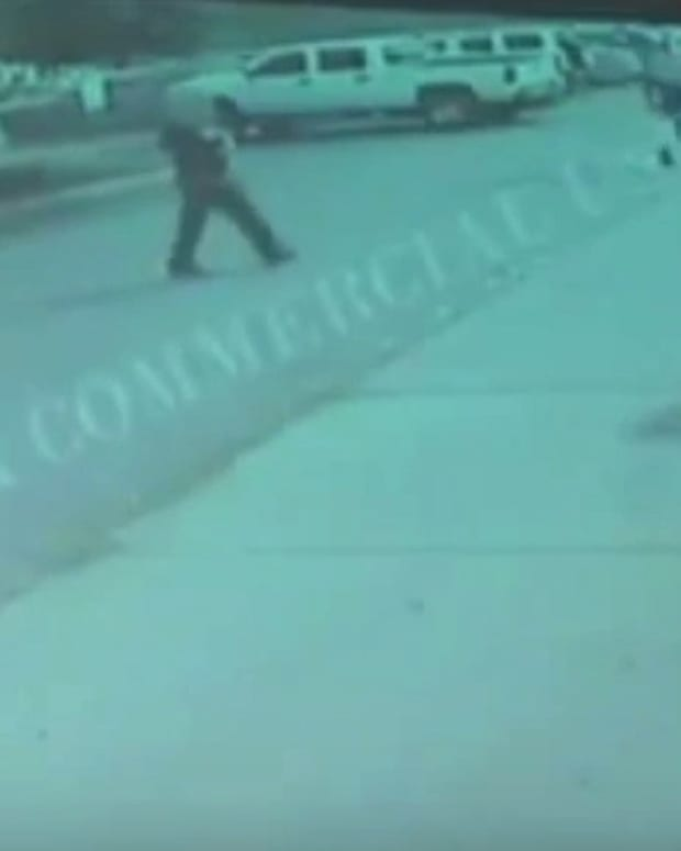 Police Release Alfred Olango Shooting Footage (Video) Promo Image