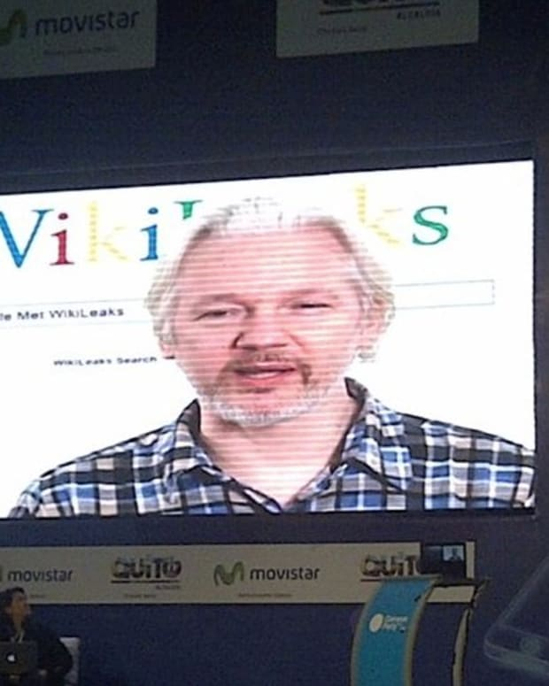 Report: WikiLeaks Outed People With HIV, Rape Victims Promo Image