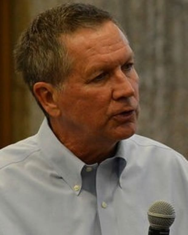 Ohio Governor Breaks With GOP On Clean Energy Bill Promo Image