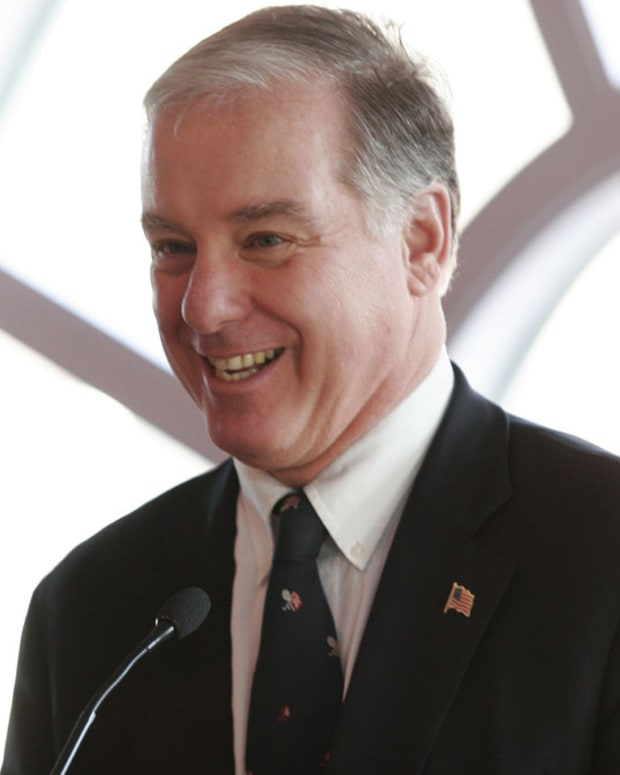 Howard Dean Sets His Sights On DNC Chair Again Promo Image
