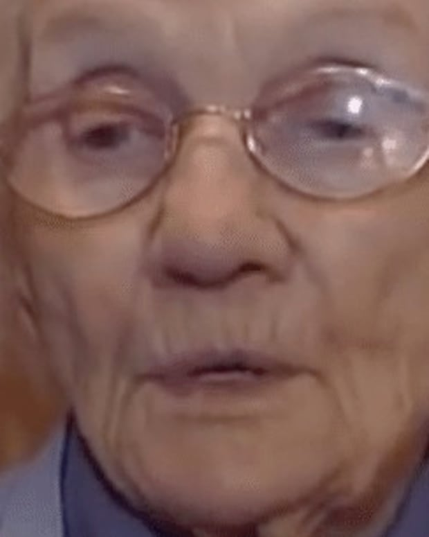 109-Year-Old Woman Reveals Secret To Long Life (Video) Promo Image