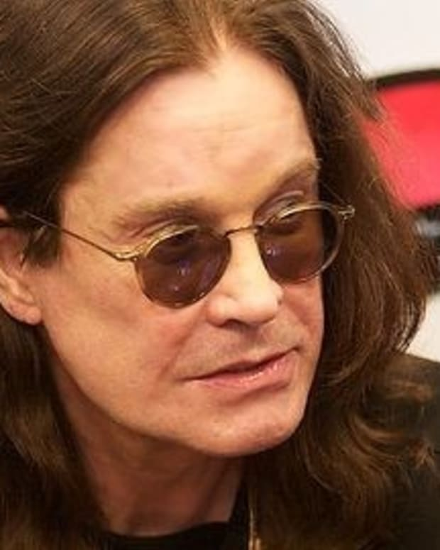 Ozzy Osbourne To Undergo Treatment for Sex Addiction Promo Image