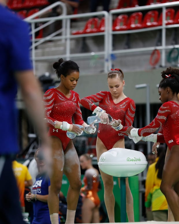 Sexual Assault Scandal Rocks USA Gymnastics Promo Image