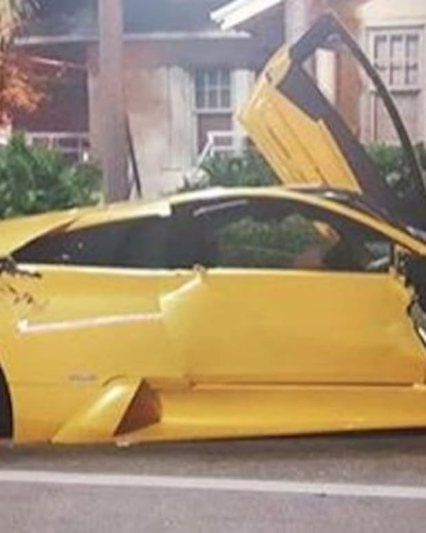 82-Year-Old Driver Killed In Collision With Lamborghini Promo Image