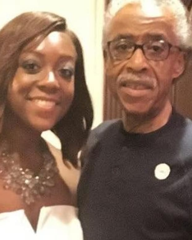 Doubt Cast On Al Sharpton's Daughter's Case (Photos) Promo Image