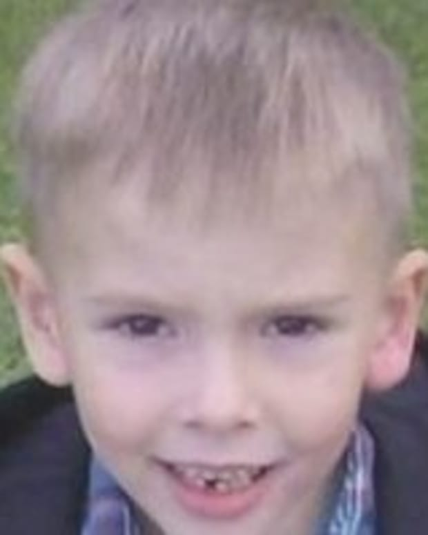 6-Year-Old Boy Found Dead Hanging In Closet Promo Image