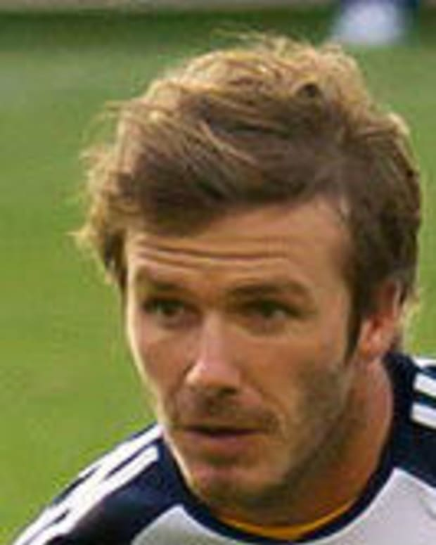 Man Uses Benefits To Look Like David Beckham (Photos) Promo Image