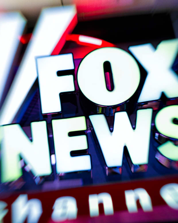 Fox News Anchor Comes Clean, Sues The Network  Promo Image