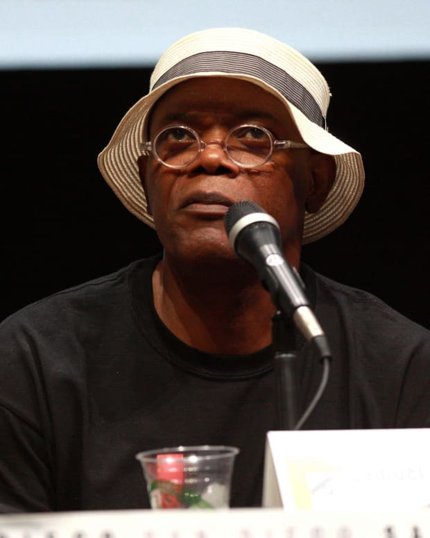 Samuel L. Jackson Will Stay In America After Trump Win Promo Image