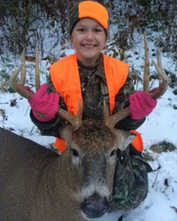School District Denies 'Shaming' 9-Year-Old Hunter Promo Image