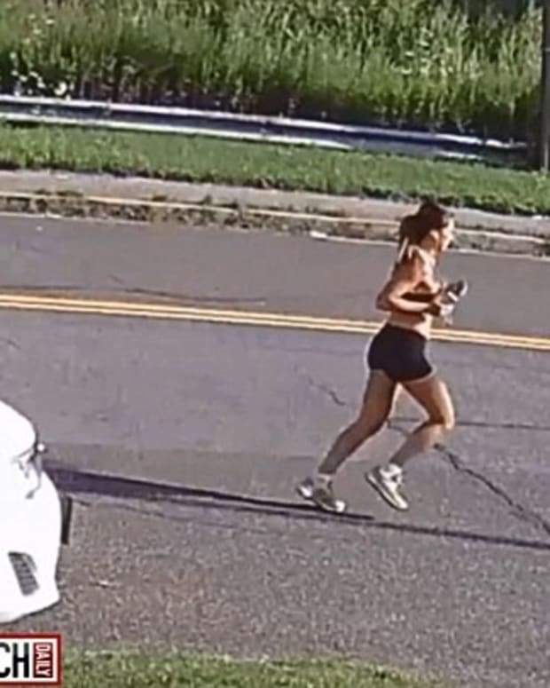 Video Discovered Of Woman Moments Before Murder (Video) Promo Image