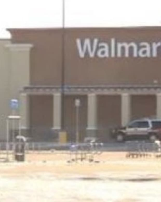 2-Year-Old Shoots, Kills Mother At Walmart Promo Image