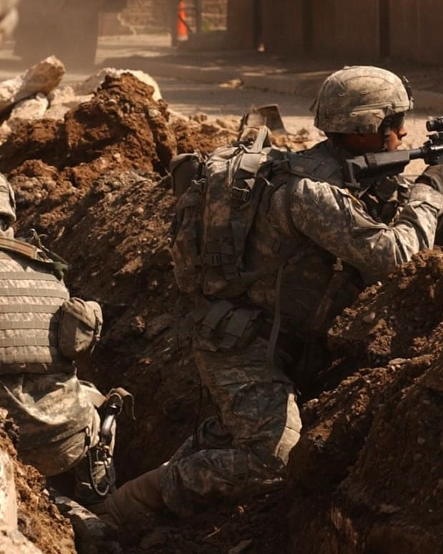 Report: US Spent $5 Trillion On Iraq, Afghanistan Wars Promo Image