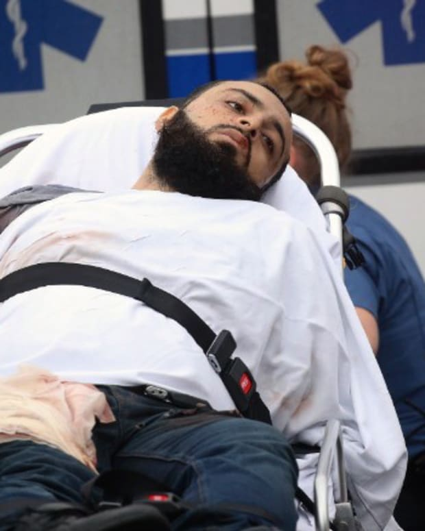 Bombing Suspect's Dad In 2014: My Son Is A Terrorist Promo Image