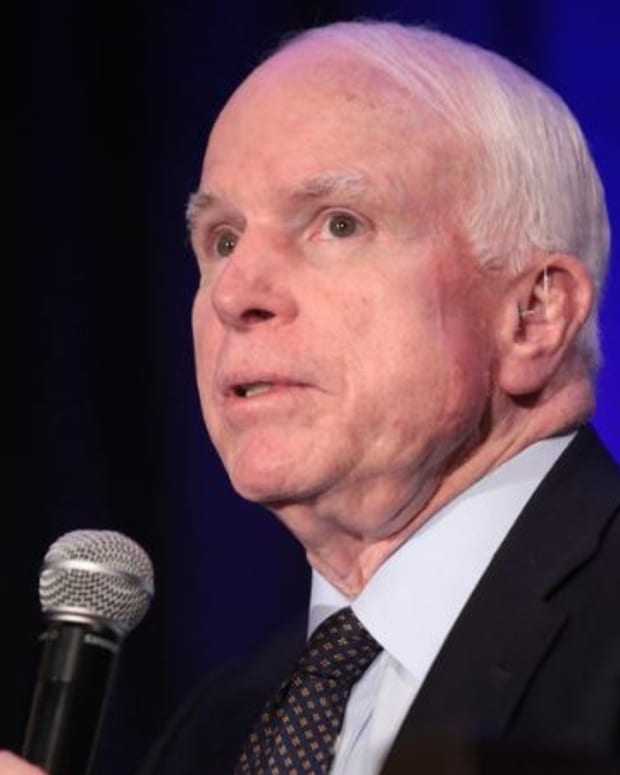John McCain: Media Distorted Trump's Comments On PTSD Promo Image