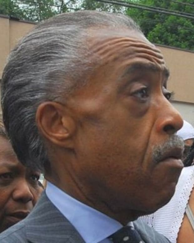 Al Sharpton Makes Final Decision Regarding Whether He Will Leave US Because Of Trump Promo Image