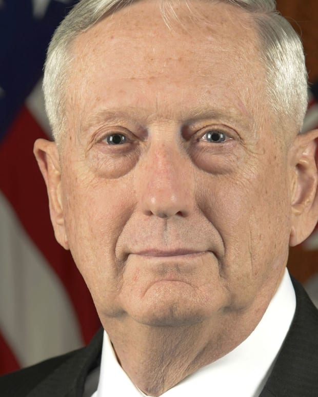 Defense Secretary: Climate Change Is Security Threat Promo Image