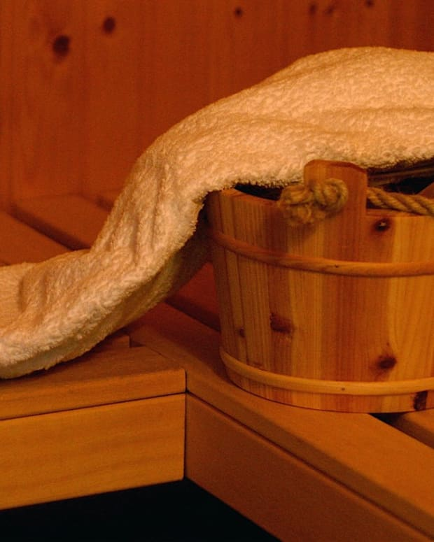 Two Women Die After Sauna Door Handle Breaks (Photos) Promo Image