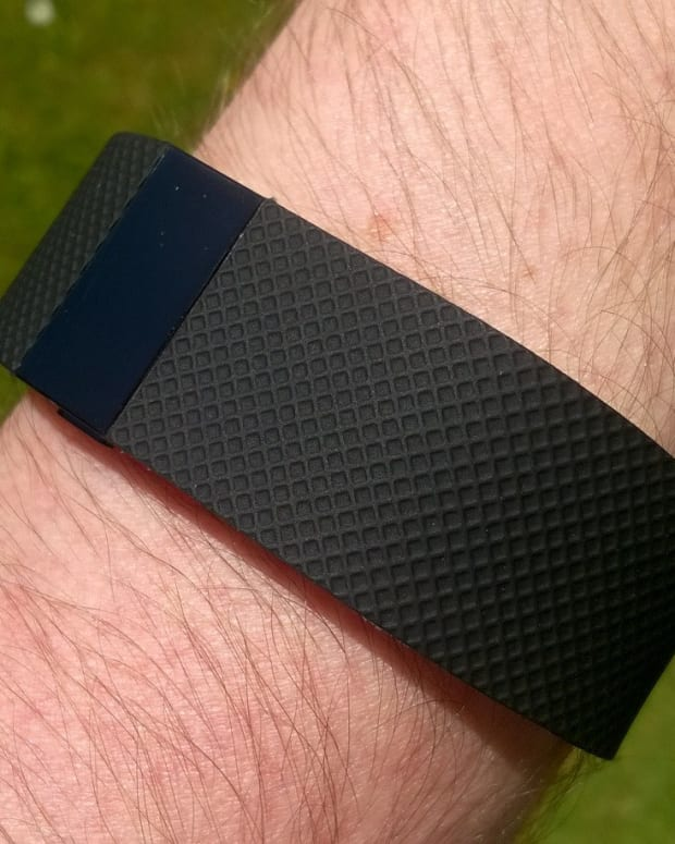 Wearable Fitness Tracker Saves Woman's Life (Video) Promo Image