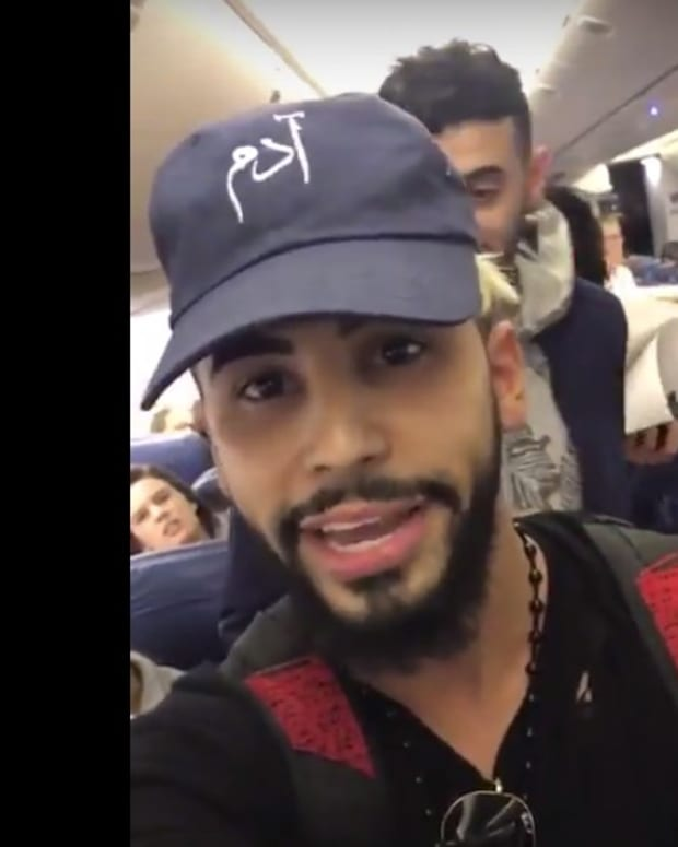 Questions About 'Men Speak Arabic, Kicked Off Plane' (Video) Promo Image