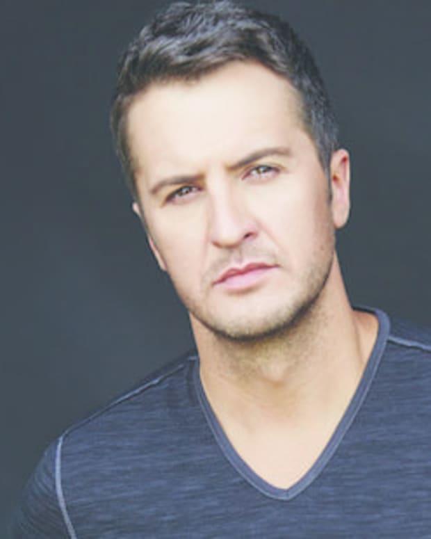 Country Singer Luke Bryan Slaps Man In Face (Video) Promo Image
