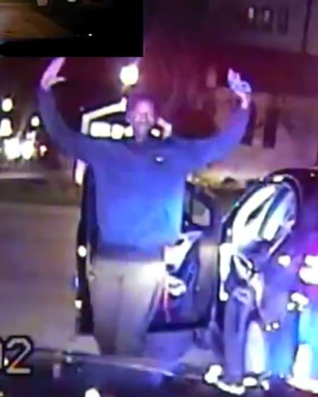 Cops Violently Arrest Black Man For 'Stealing' Own Car (Video) Promo Image