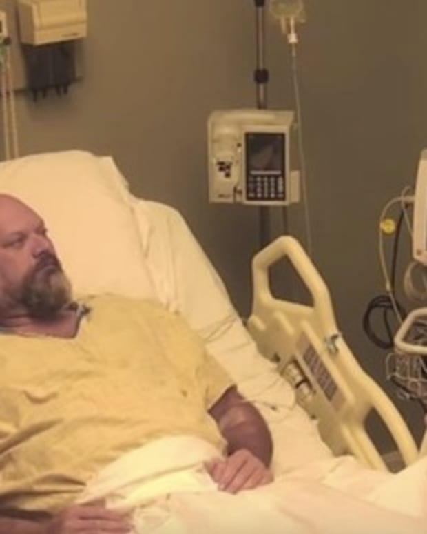 Doctor Tells Man He's Been In 10-Year Coma, Then Breaks The Tough News To Him Promo Image