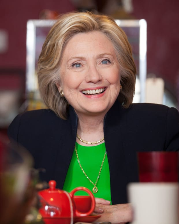 Hillary Clinton Got Off Easy Promo Image