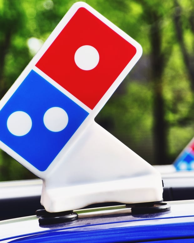 Domino's Driver's Selfless Act Saves Woman's Life Promo Image