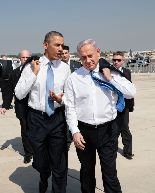 Israeli Ambassador: Obama 'Being Outrageous' Promo Image