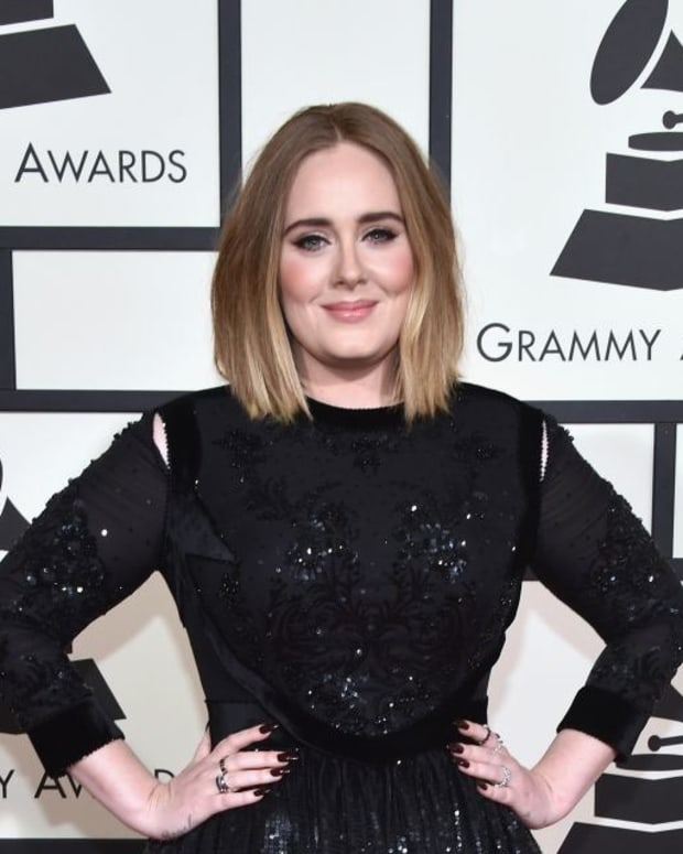 Was Adele's Acceptance Speech Racist? Promo Image