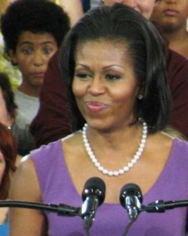Michelle Obama On Election Night: 'I Went To Bed' Promo Image