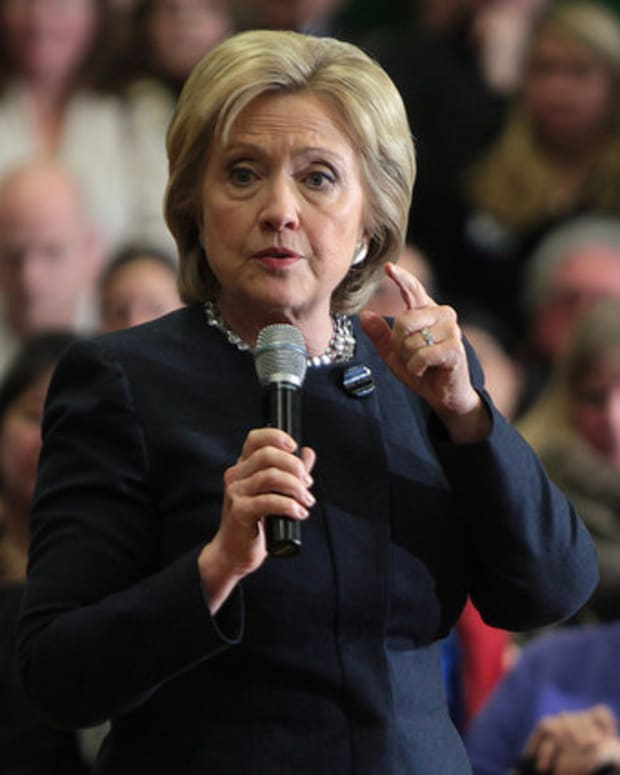 Clinton Thanks Her Voters For Their Support Promo Image