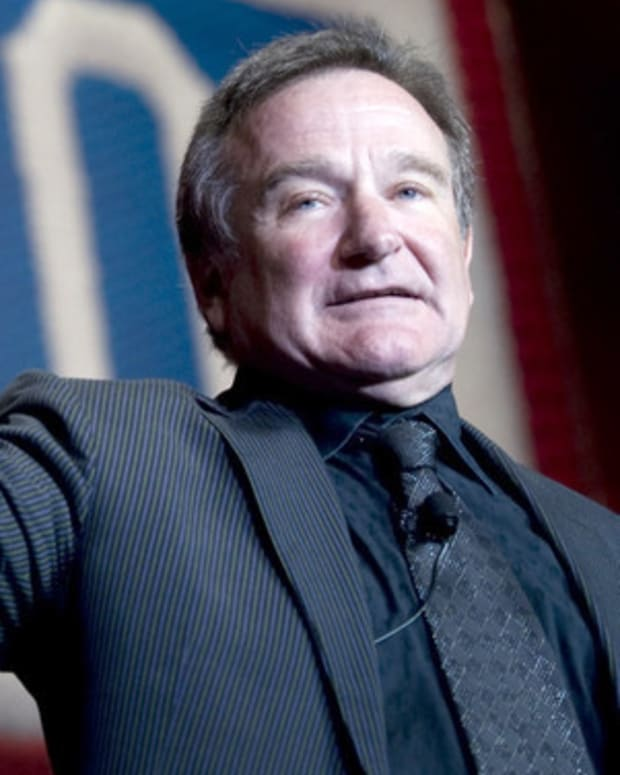 Robin Williams' Wife Reveals Real Reason Behind His Death Promo Image