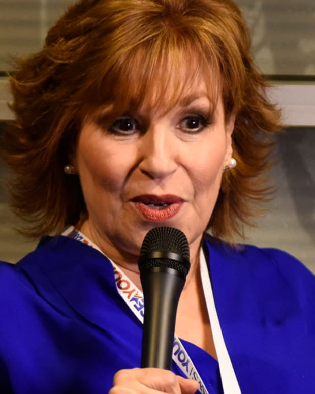 Joy Behar: Trump 'Didn't Really Win' Election Promo Image