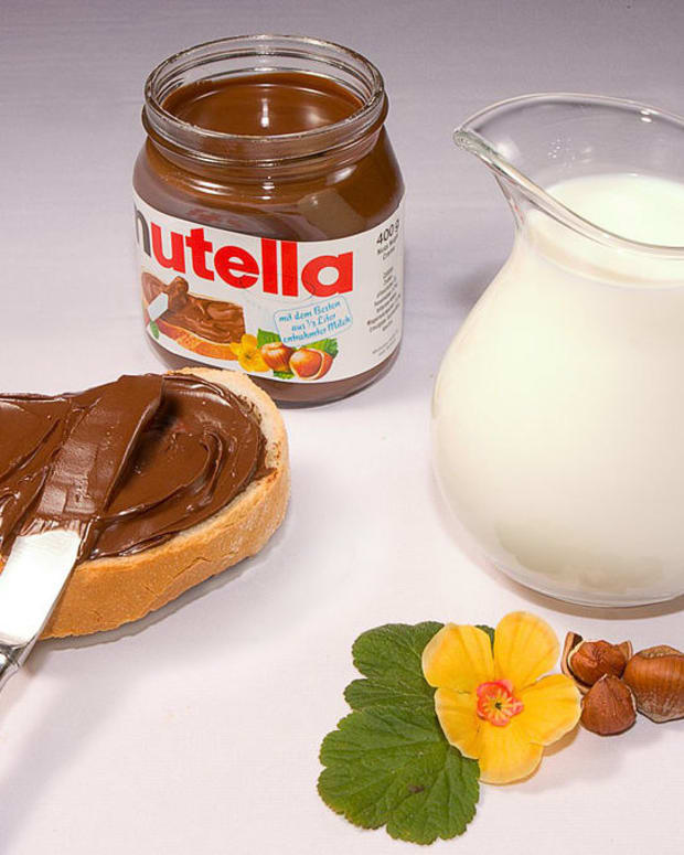 Stores Pulling Nutella Off Shelves After Cancer Reports Promo Image
