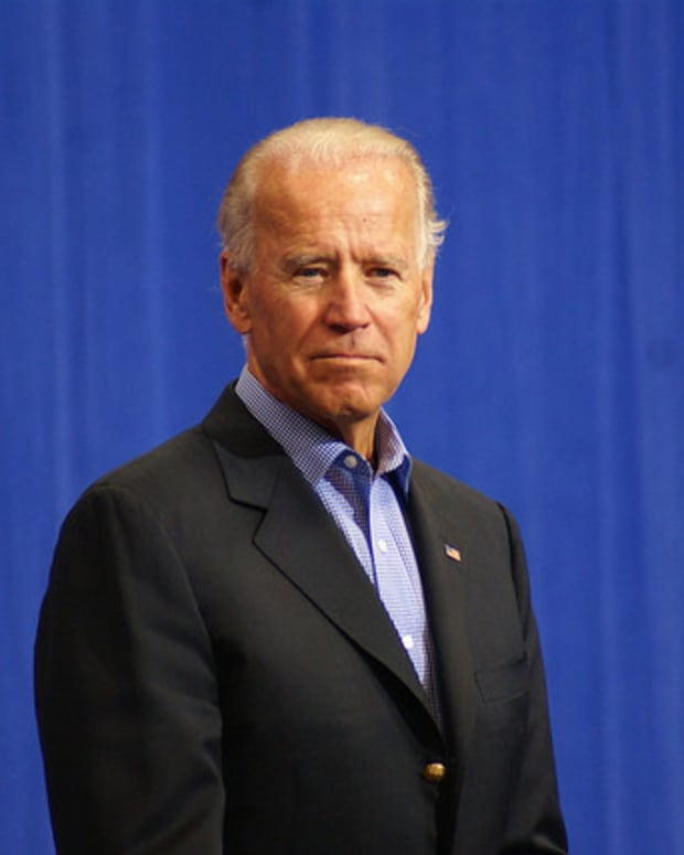Joe Biden Says Hillary Clinton Wasn't A Great Candidate Promo Image