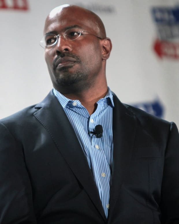Van Jones: Democrats Lost Election Because Of Elitism Promo Image