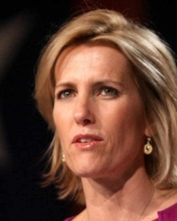 Radio Host Laura Ingraham Potential Press Secretary Promo Image
