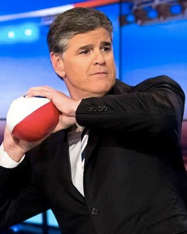 Megyn Kelly And Sean Hannity Feud Over Trump (Video) Promo Image