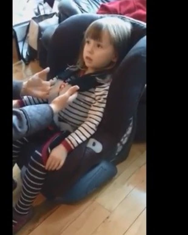 Don't Make This Simple Car Seat Mistake (Video) Promo Image