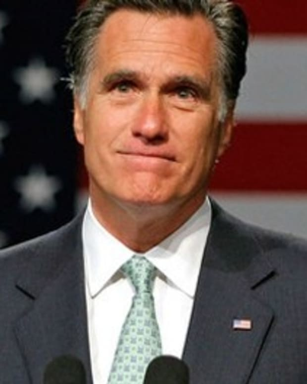 Rumor: Romney Being Considered For Secretary Of State Promo Image