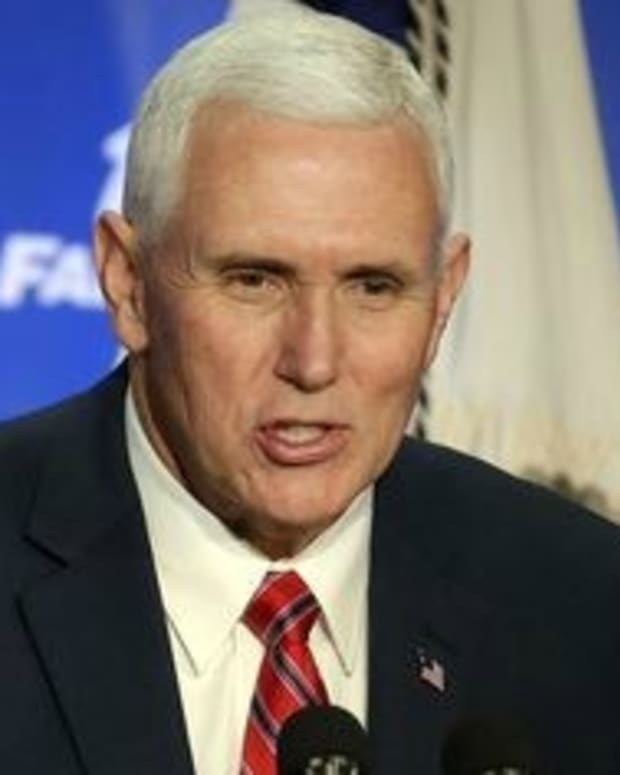 VP Pence Is The Only Politician That Americans Favor Promo Image
