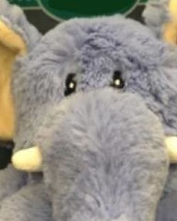 Mom Makes Horrific Discovery In Stuffed Animal She Bought For Her Daughter (Photo) Promo Image