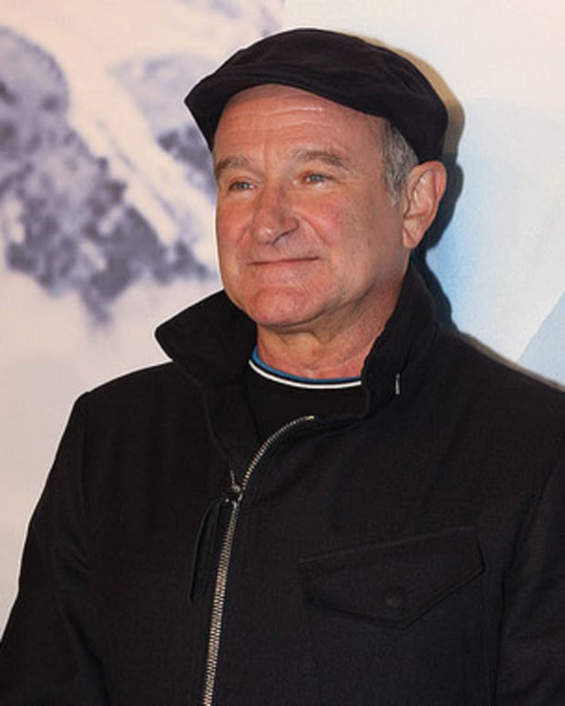 Robin Williams' Widow Reveals What Really Killed Him Promo Image